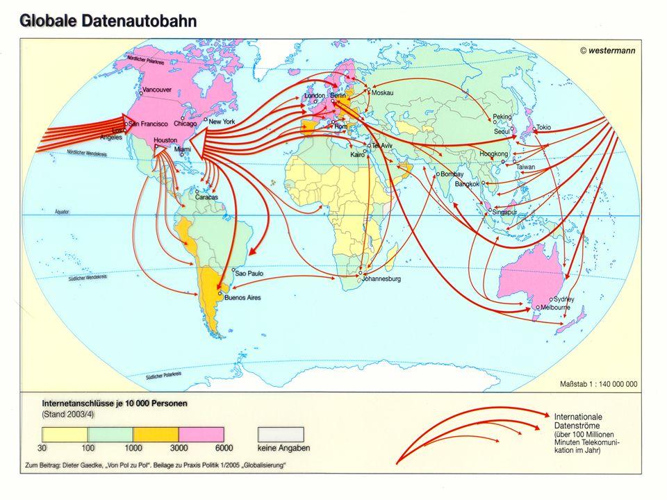 27.Oktober 2005Prof. Dr. Dr. h.c Reinhard Meyers26 Das Netz wird immer dichter…