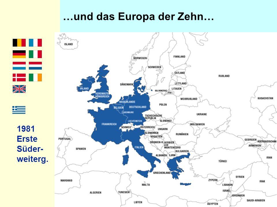 Hauptprobleme (2) Das Migrationsproblem