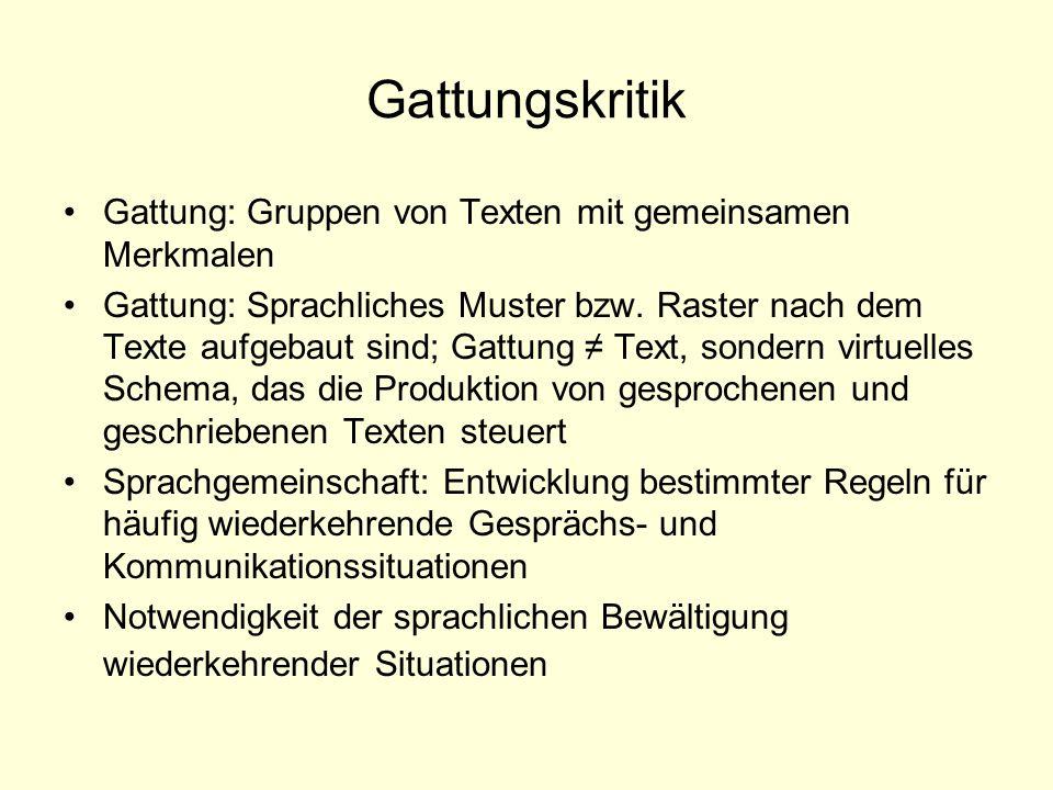 Klaus Berger Klaus Berger: Formgeschichte des Neuen Testaments Revision und Erweiterung des klassischen formgeschichtlichen Ansatzes Zuordnung aller ntl.