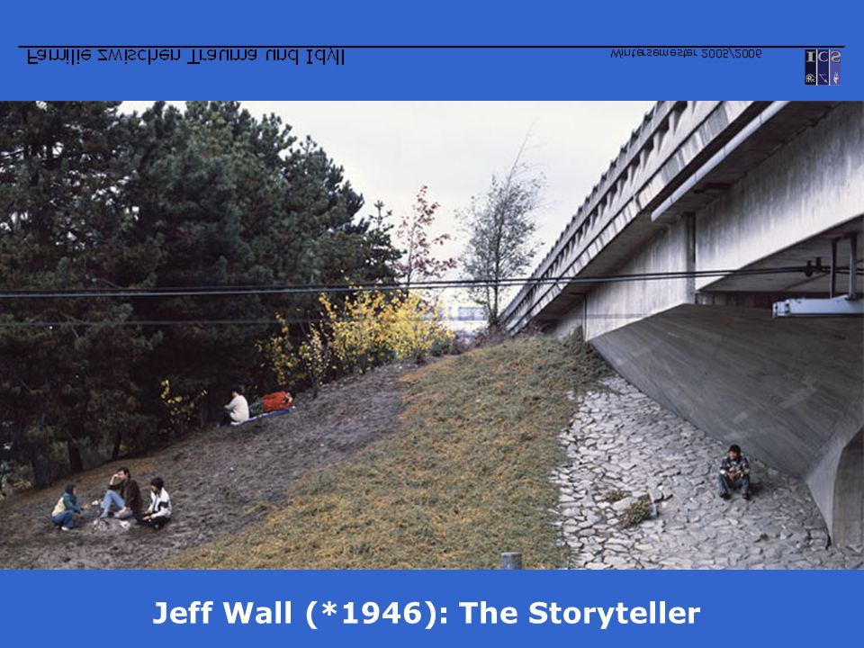 Jeff Wall (*1946): The Storyteller