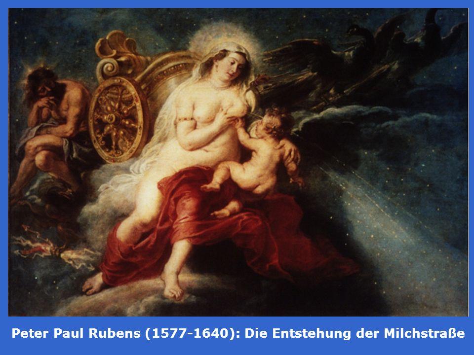 Peter Paul Rubens (1577-1640): Die Entstehung der Milchstraße