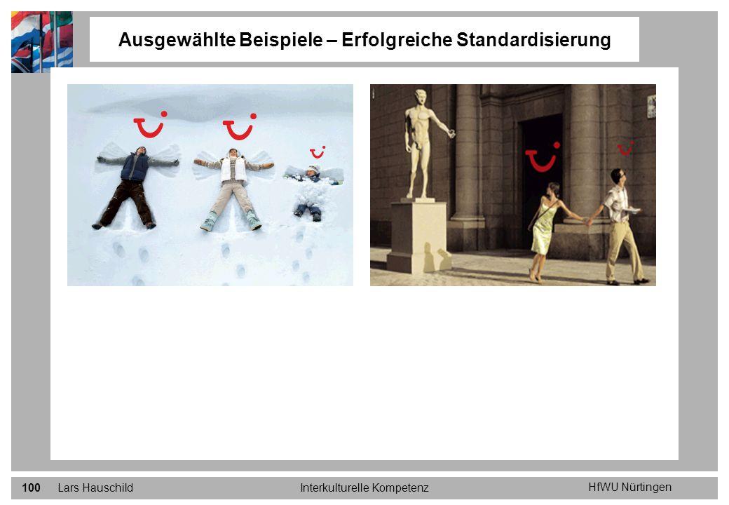 HfWU Nürtingen Lars HauschildInterkulturelle Kompetenz100 Ausgewählte Beispiele – Erfolgreiche Standardisierung