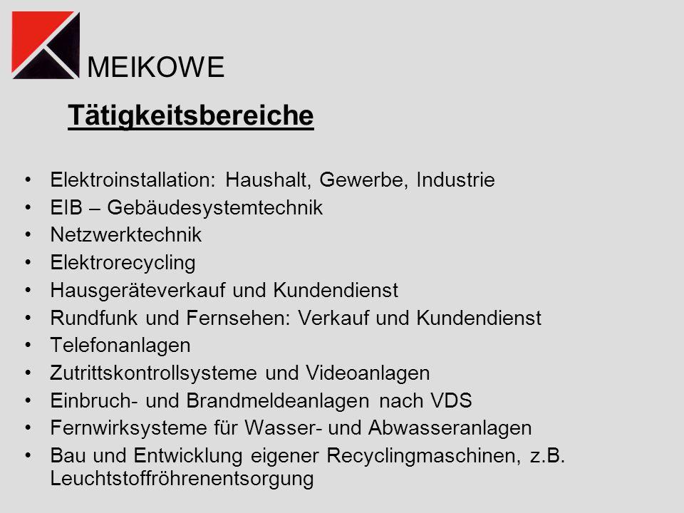 MEIKOWE Leonhard Kockelmann (GF) dankt von Herzen: Prof.