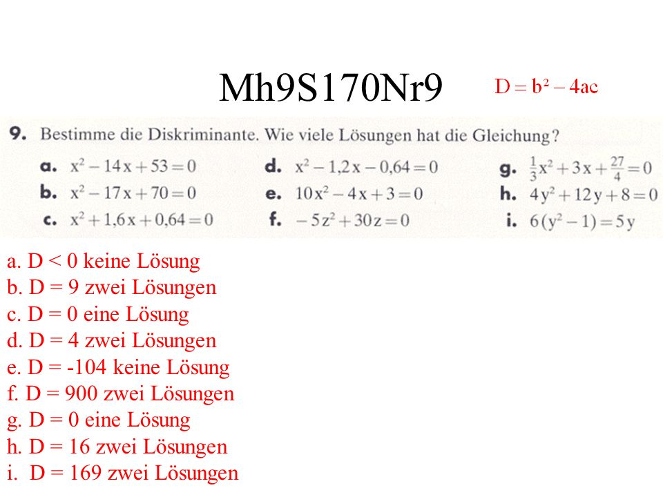 Mh9S172Nr9+10 9.Ansatz: 1. Kathete x 2.