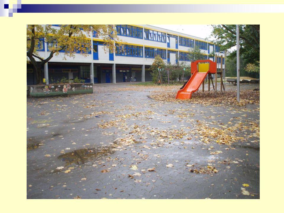 Stärken-Kompetenzprofil Kleine überschaubare Schule mit familiärer Atmosphäre Ehemals Umweltschule mit vielen Bäumen Engagiertes Kollegium und engagierte Elternschaft Sehr soziale Schülerschaft