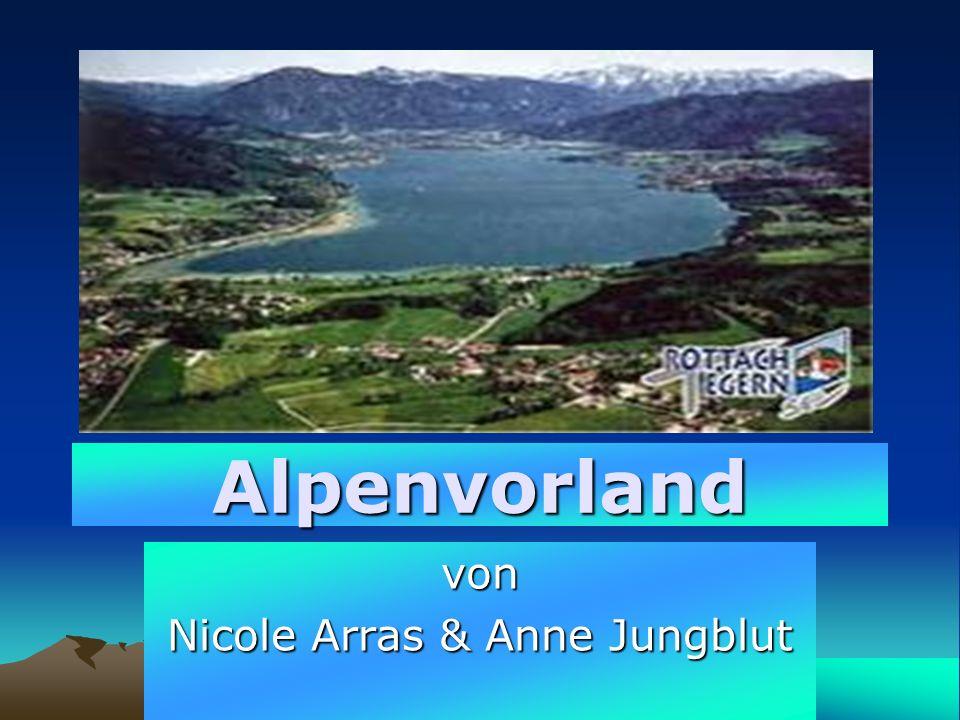 Alpenvorland von Nicole Arras & Anne Jungblut
