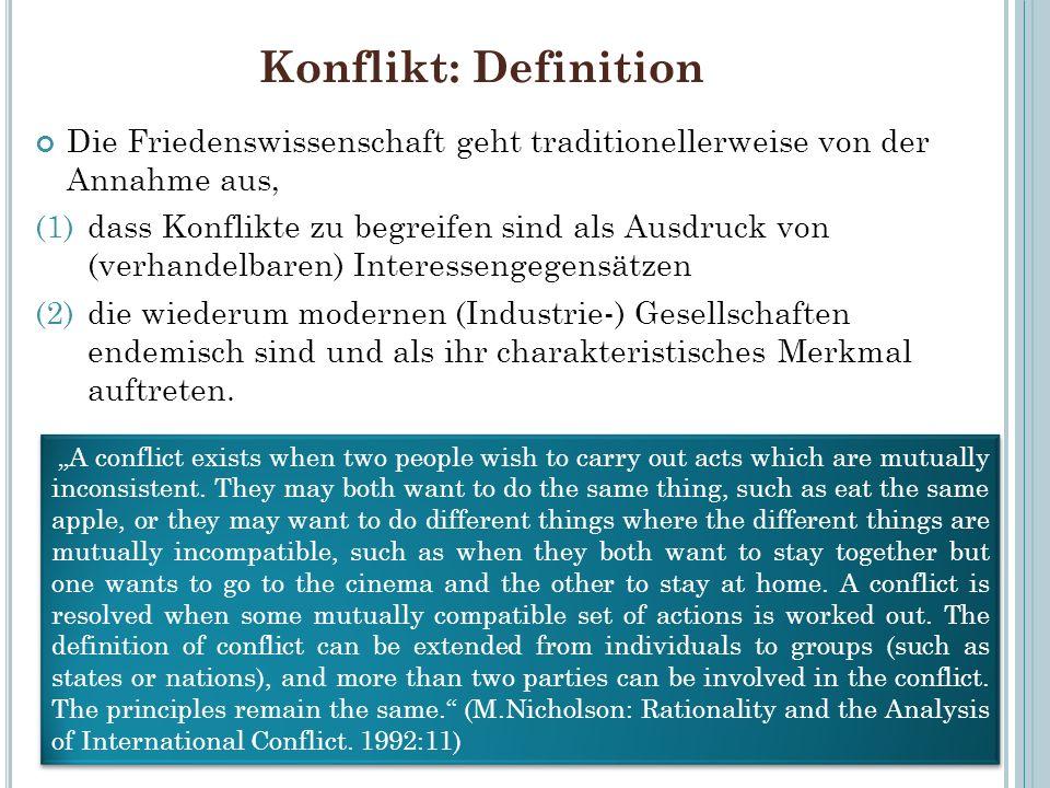 ANALYSE II innerstaatlich vs.