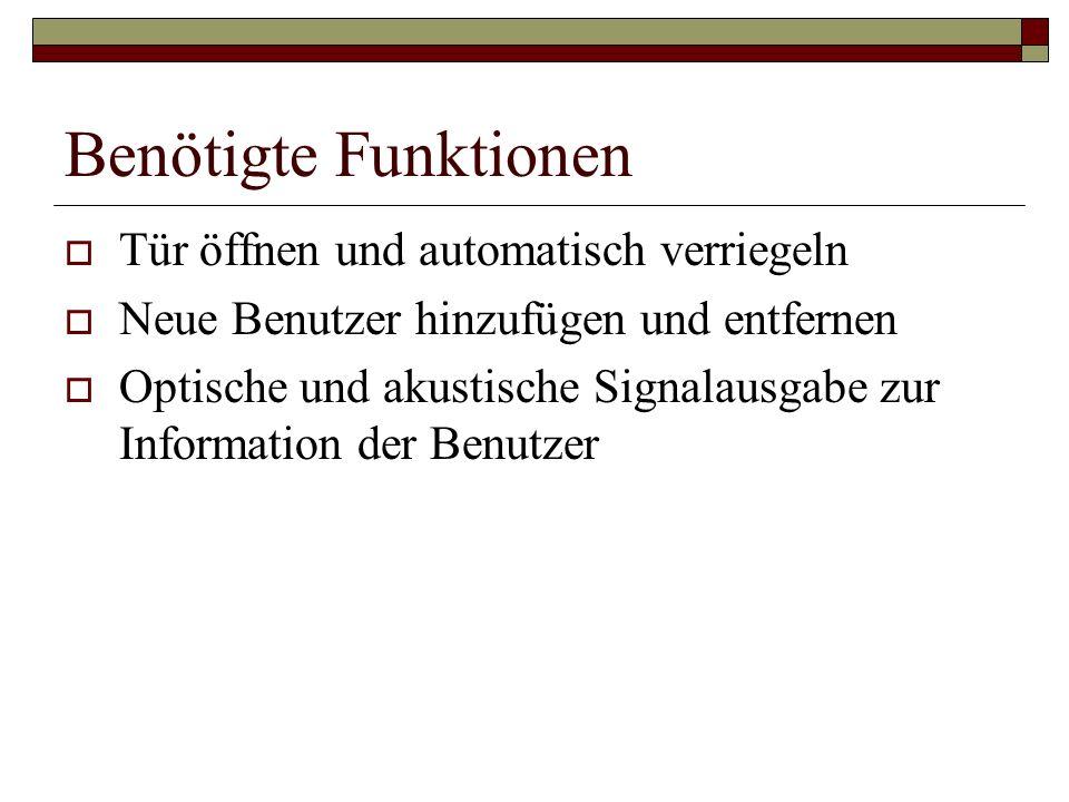 Struktogramm Programmbeschreibung Initialisieren Assembleranweisungen Taste ATaste B Tasten gedrückt .