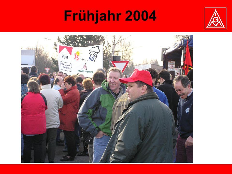 Frühjahr 2004