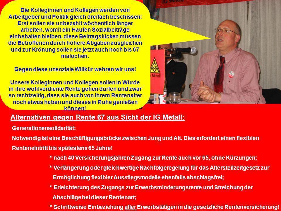 Als interessierten Gast konnten wir auch Manfred Frank, Leiter der Selbstverwaltung der deutschen Rentenversicherung Karlsruhe, begrüßen.