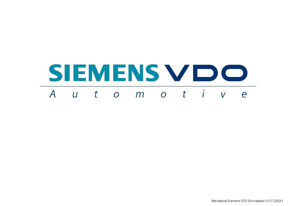Betriebsrat Siemens VDO Schwalbach 10.07.2003/1 ©