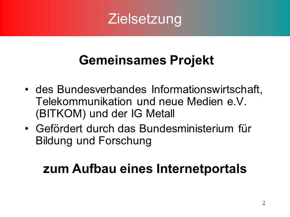 2 Zielsetzung des Bundesverbandes Informationswirtschaft, Telekommunikation und neue Medien e.V.