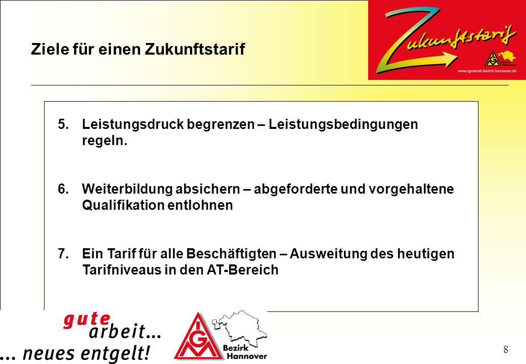 9 Stand der Verhandlungen in Niedersachsen -In einigen Bereichen konnten Kompromisslinien gefunden werden.