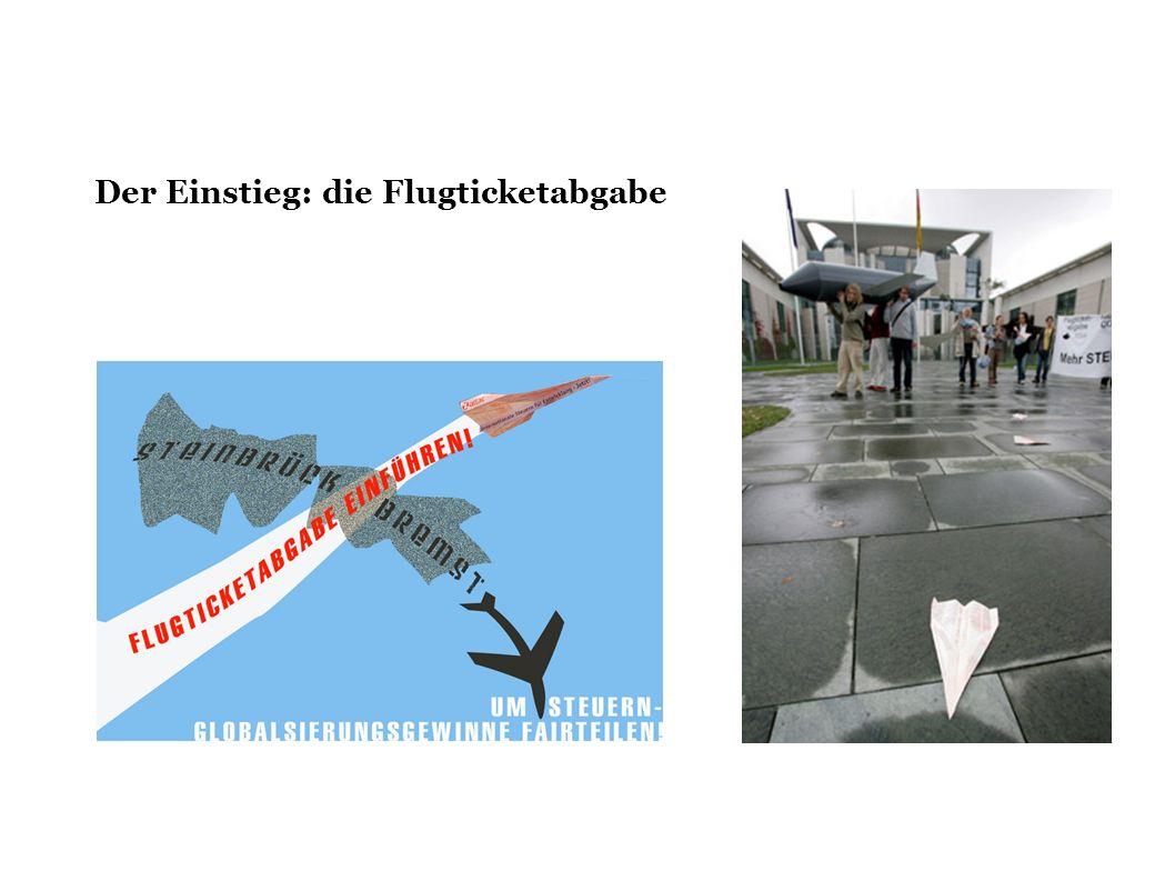 Mitmachen.Nächstes Treffen der Kampagnengruppe internationale Steuern: 19./20.01.07 in Kassel.