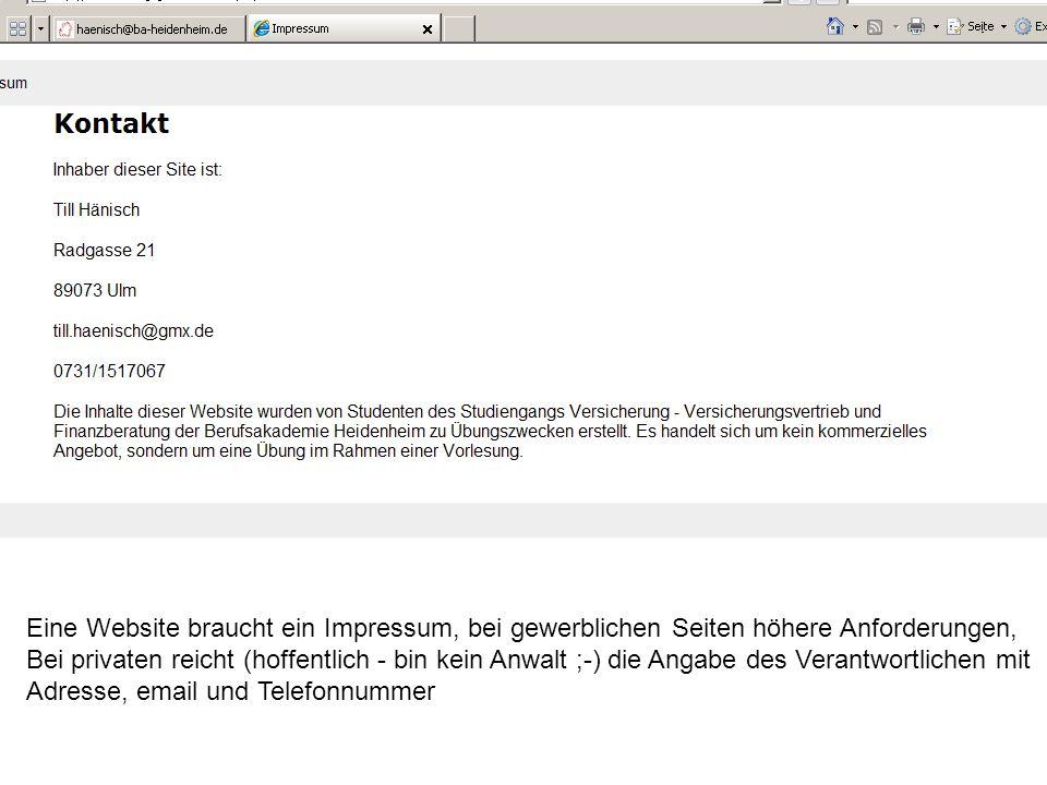 Aufgabe Öffnen Sie Ihre Seite in Dreamweaver Von susi.wiec.ba-heidenheim.de (Netzlaufwerk) Stellen Sie Ihre Seite auf das neue Stylesheet um Bauen Sie die Navigation in der Headline ein