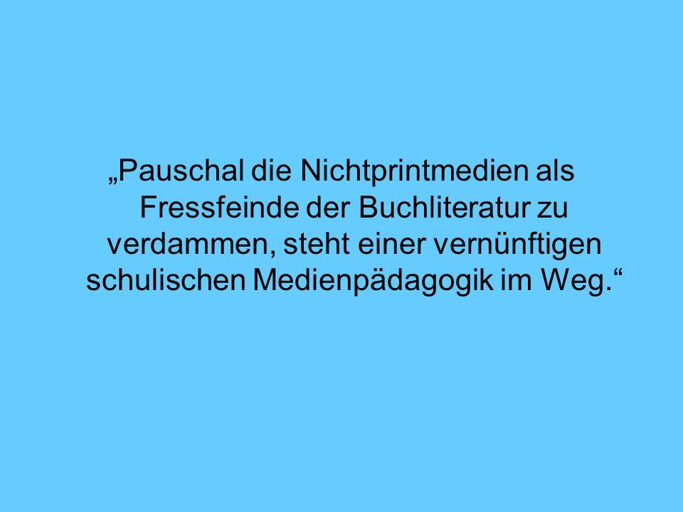 Gliederung I.Literaturverfilmung im Deutschunterricht 1.Warum soll Literaturverfilmung in den Deutschunterricht integriert werden.
