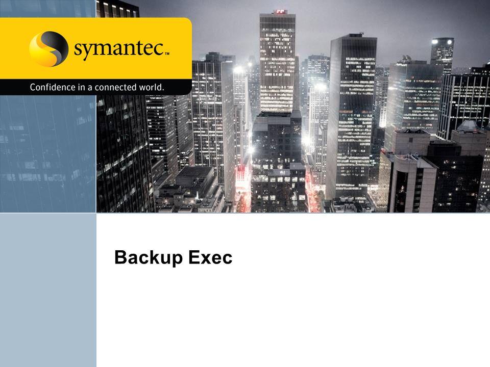 Backup Exec