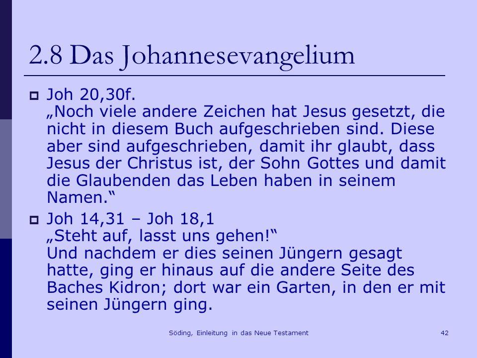 Söding, Einleitung in das Neue Testament43 4.
