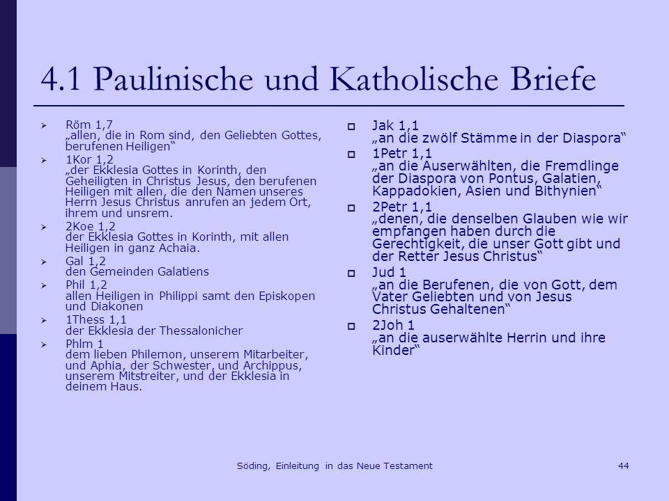 Söding, Einleitung in das Neue Testament45 4.2 Paulusbriefe Minuskel 676, Pergament, 13.
