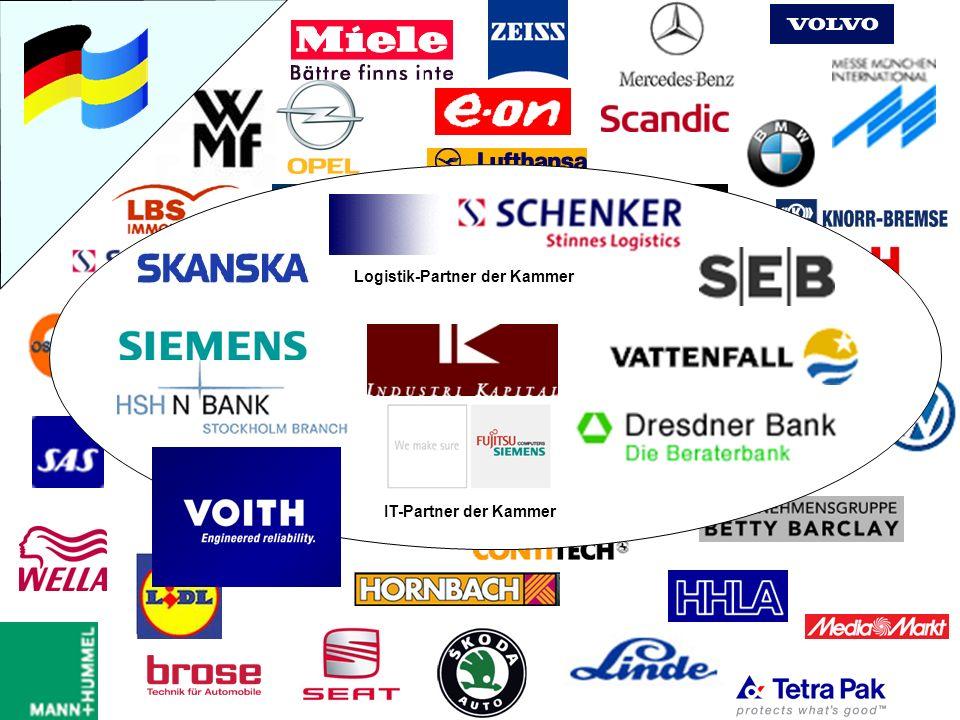Logistik-Partner der Kammer IT-Partner der Kammer