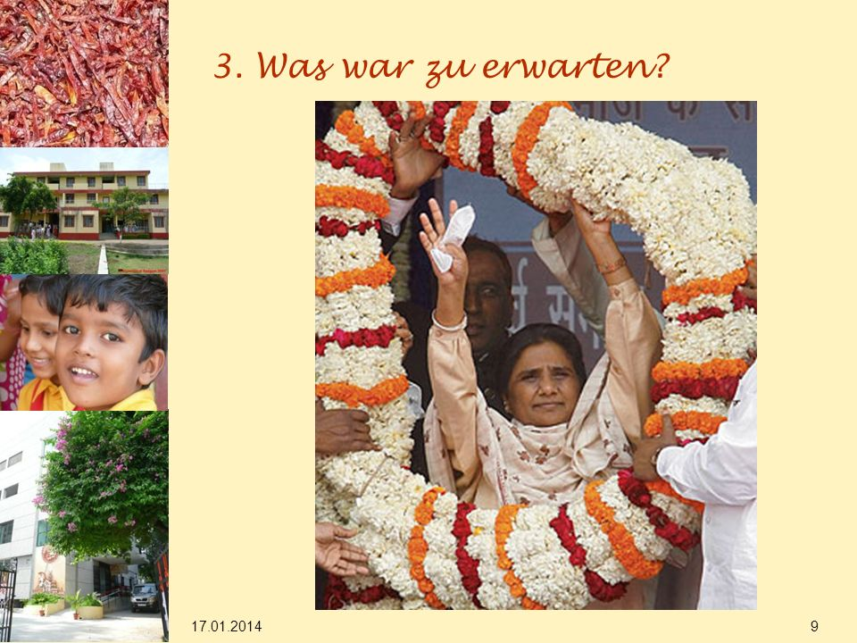 17.01.2014 20 5.d) Dynastisches Denken in Indien