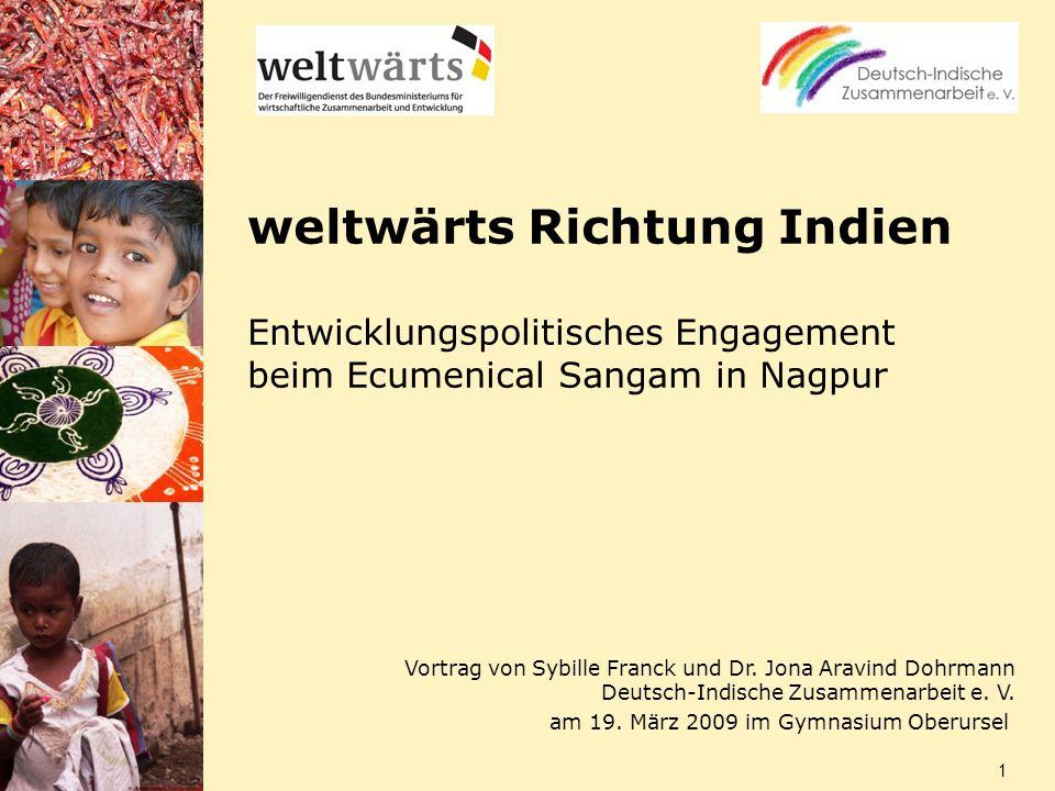 2 Aufbau des Vortrags 1.Die Rolle der NGO und des/der Freiwilligen 2.