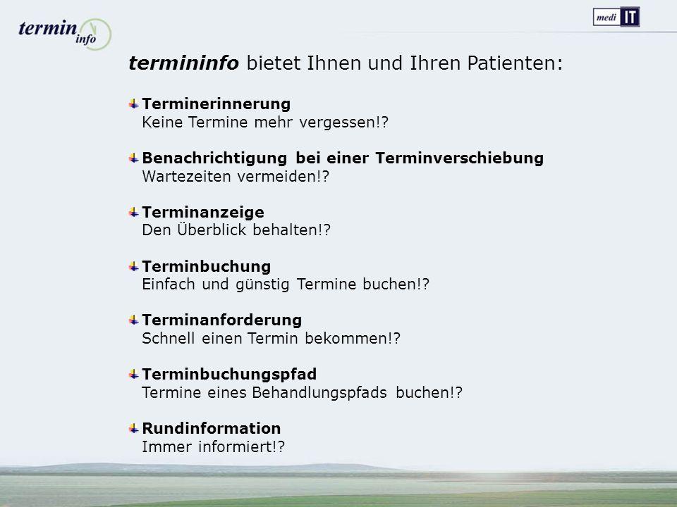 Terminerinnerung Keine Termine mehr vergessen!.