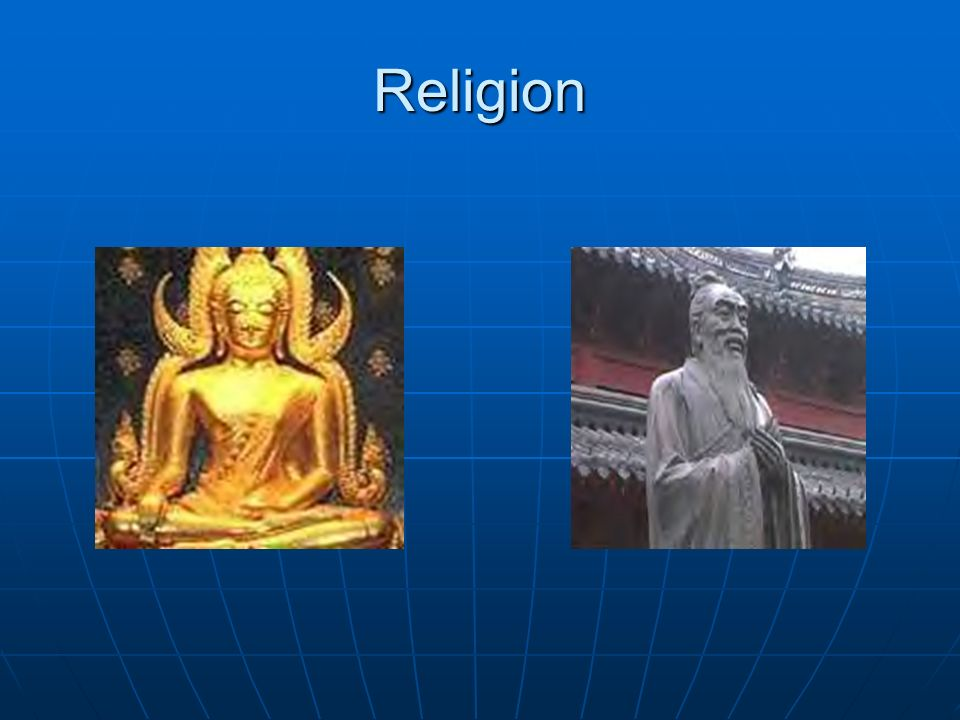 Buddhismus Aufbauend auf philosophischen Grundsätzen Aufbauend auf philosophischen Grundsätzen Religion, die in erster Linie Disziplin vorschreibt Religion, die in erster Linie Disziplin vorschreibt Errettung des Menschen durch Verzicht auf weltliches Verlangen Errettung des Menschen durch Verzicht auf weltliches Verlangen Überwindung des endlosen Zyklus der Reinkarnation Überwindung des endlosen Zyklus der Reinkarnation Eingehen der Seele ins erleuchtete Nirwana Eingehen der Seele ins erleuchtete Nirwana Ursprungsland: Indien Ursprungsland: Indien