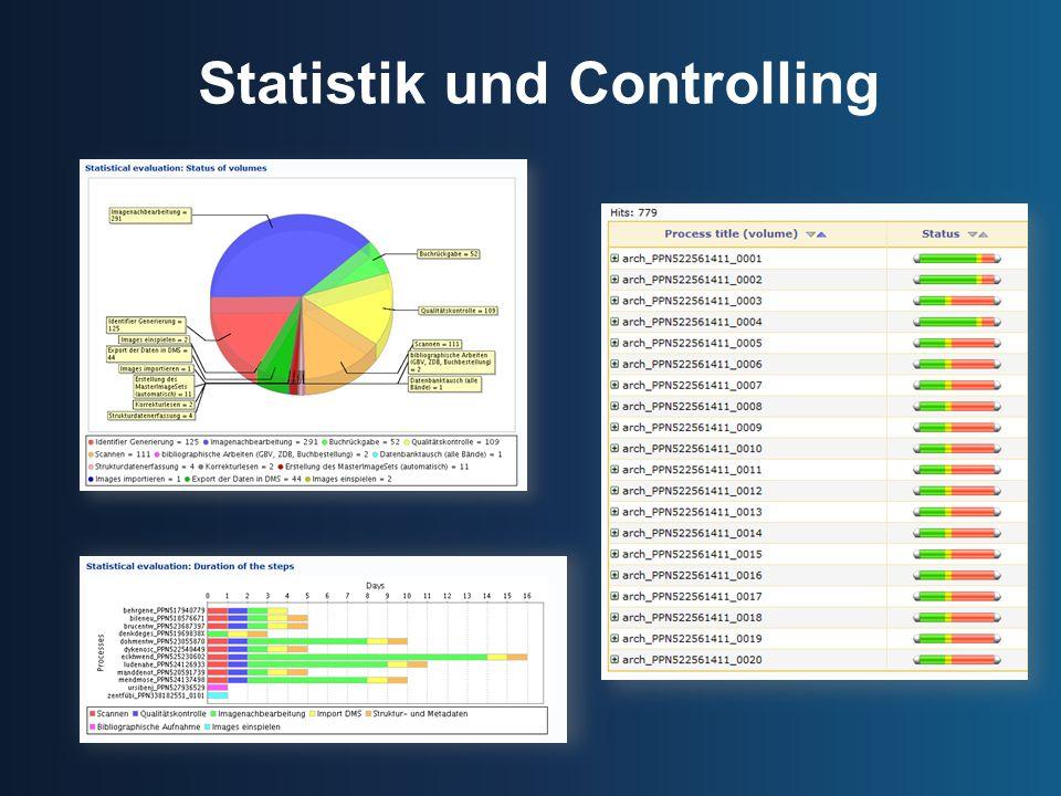 Statistik und Controlling
