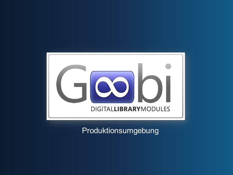 Produktionsumgebung