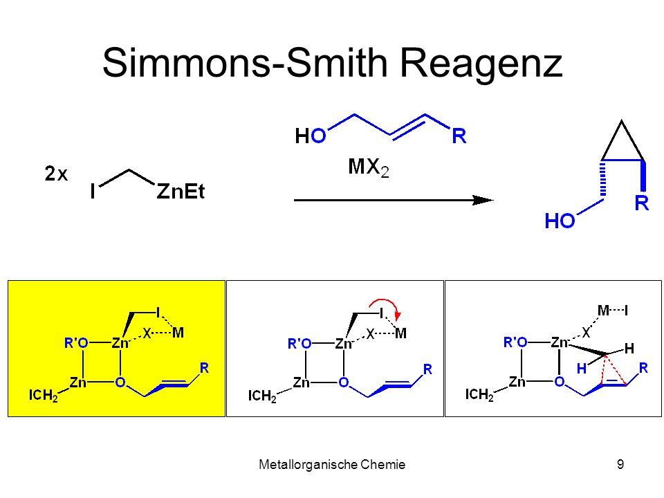 Metallorganische Chemie9 Simmons-Smith Reagenz