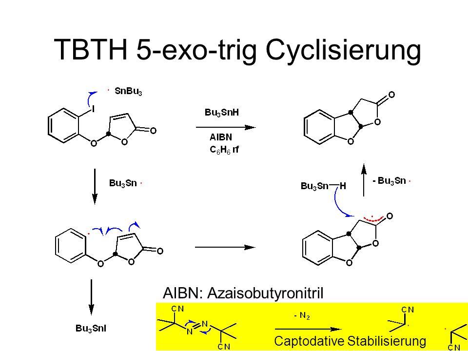Metallorganische Chemie9 5-ex trig Cyclisierung BuLi