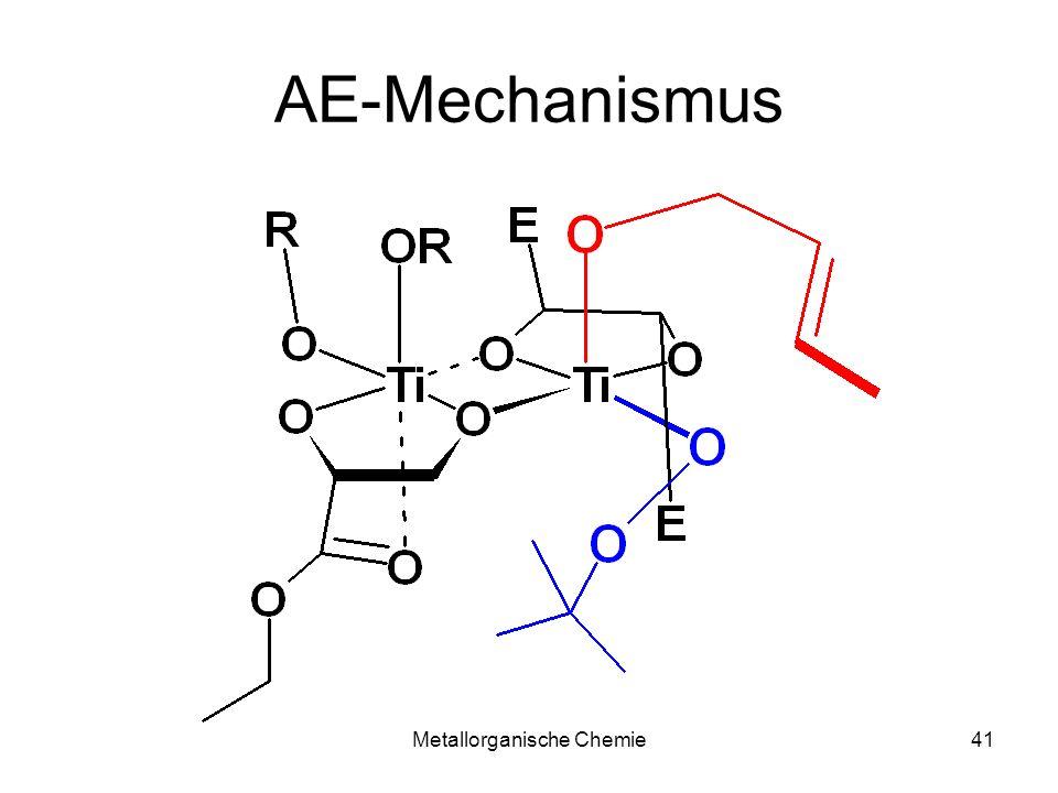 Metallorganische Chemie40 AE-Mechanismus