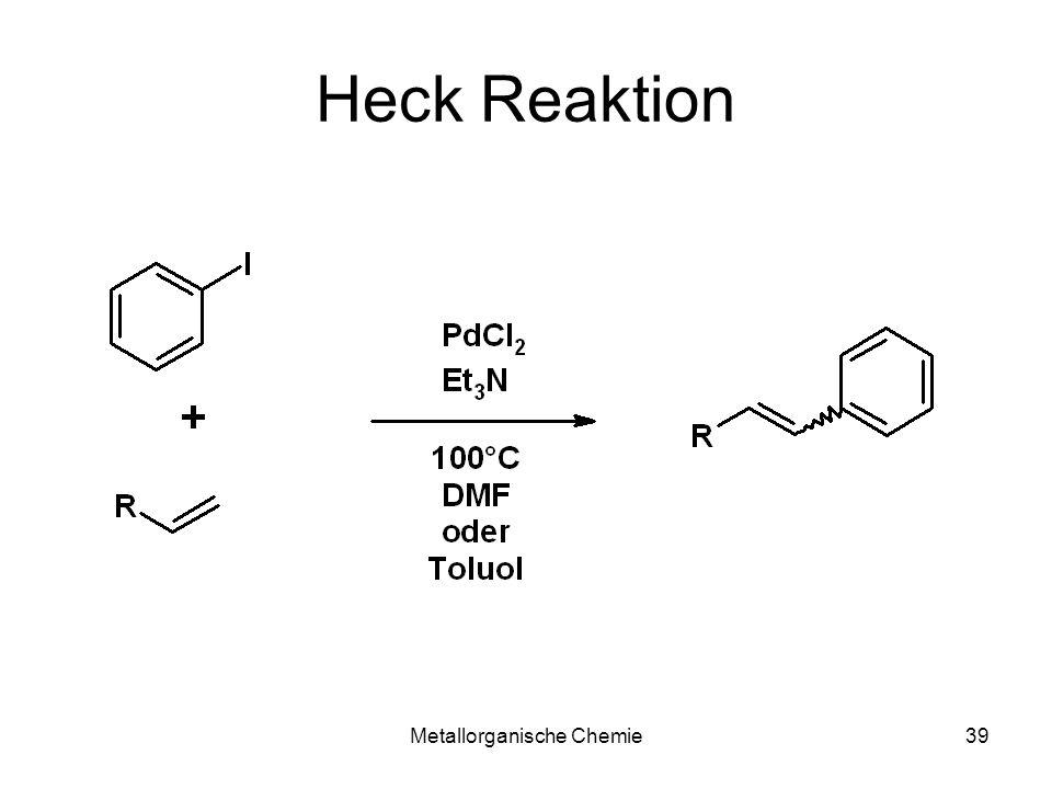 Metallorganische Chemie39 Heck Reaktion