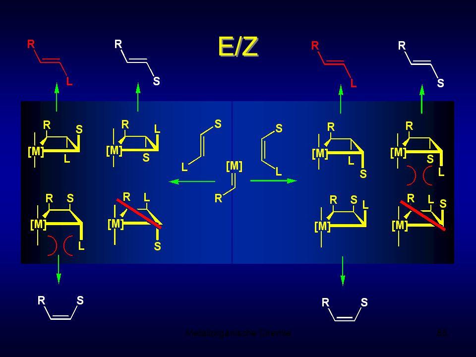 Metallorganische Chemie86 E/Z