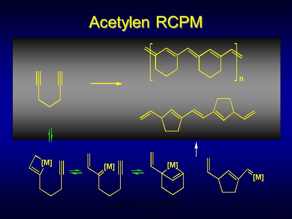 Metallorganische Chemie94 Acetylen RCPM