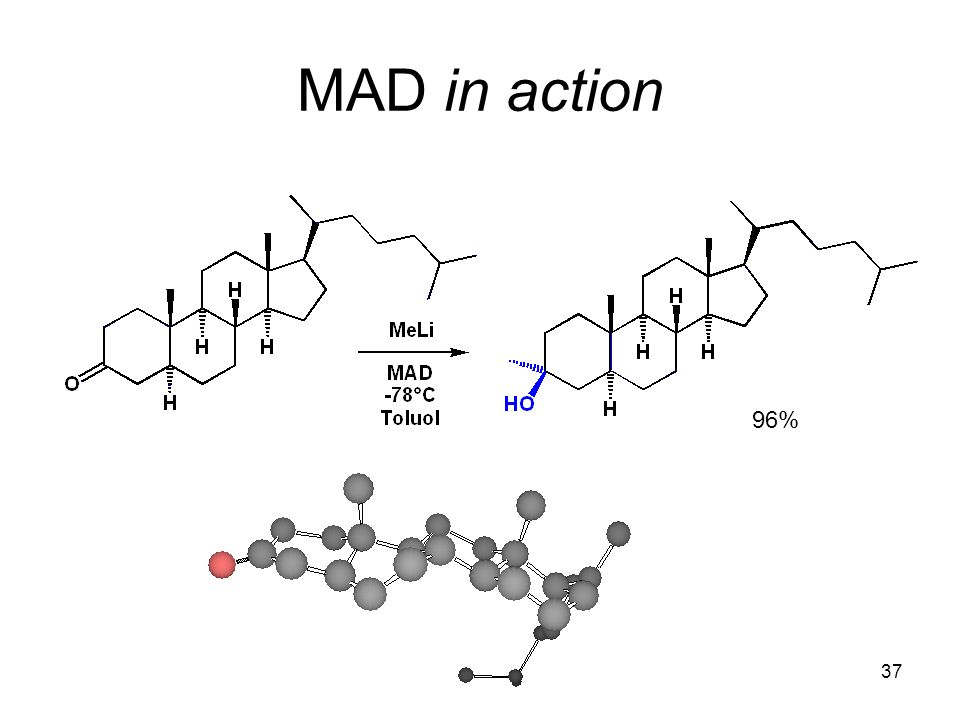 37 MAD in action 96%