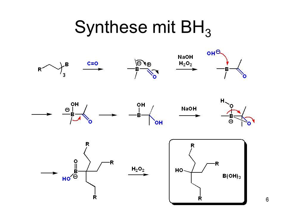 27 Trialkylsilyl-O-Schutzgruppen 1% HCl 95% EtOH 22.5° 1/2 1 min 18 min 4 h 5% NaOH 95% EtOH 90° 1/2 1 h 14 h 4 h TBAF * H 2 O THF rt HF