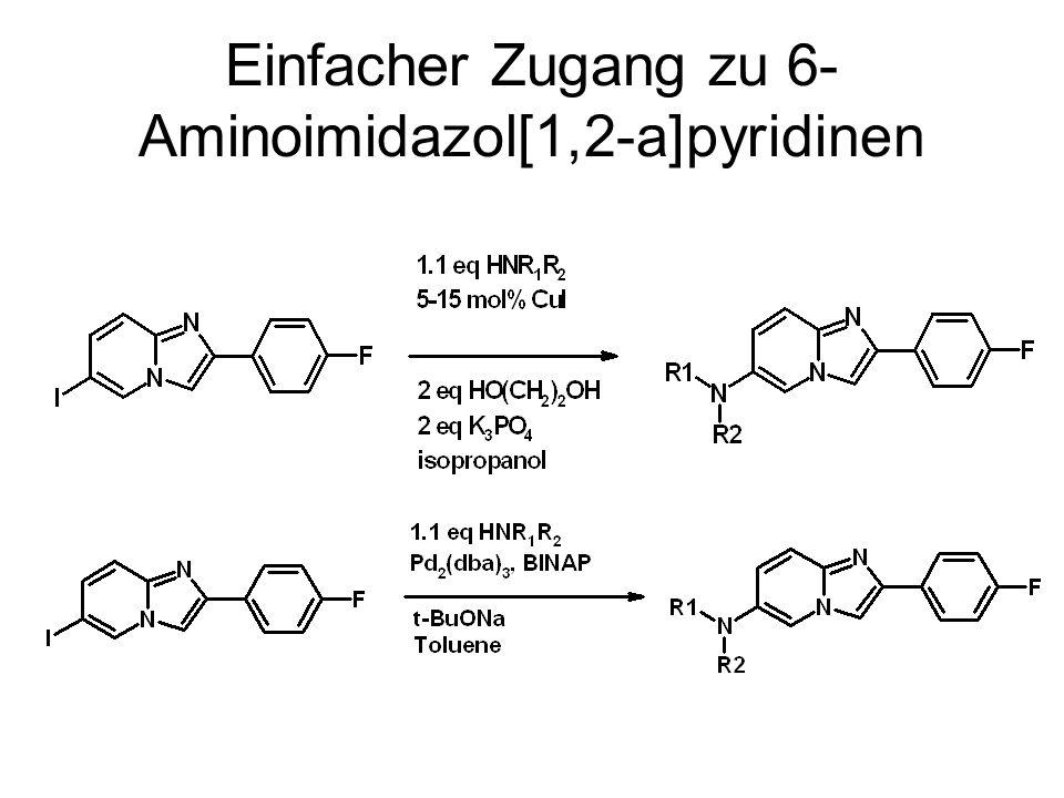 Aryliodidide mit Benzylaminen