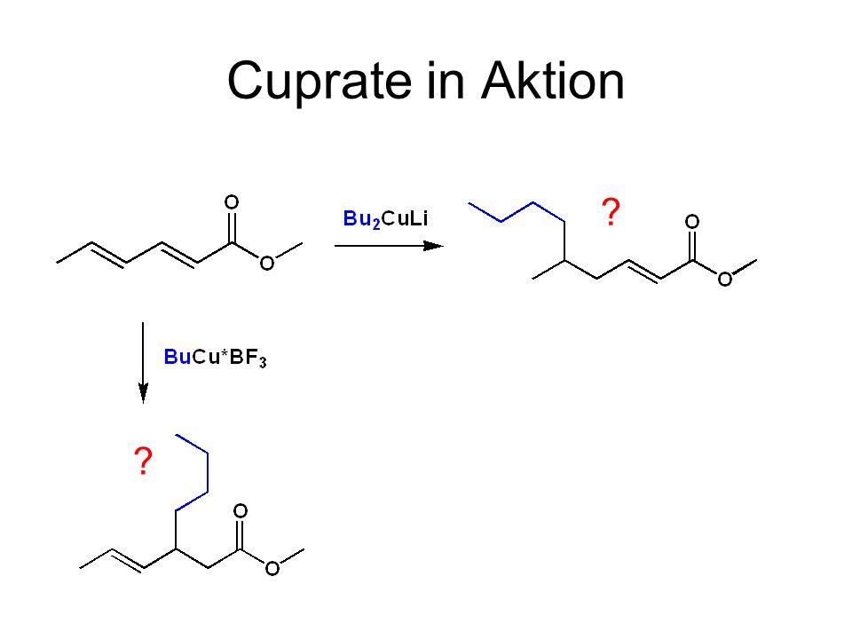 Cuprate in Aktion Cuprate sauerstoffempfindlich temperaturlabil =>Tieftemperatur