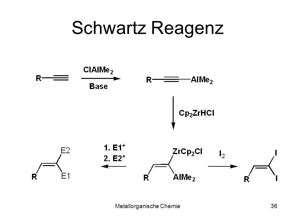 Metallorganische Chemie36 Schwartz Reagenz