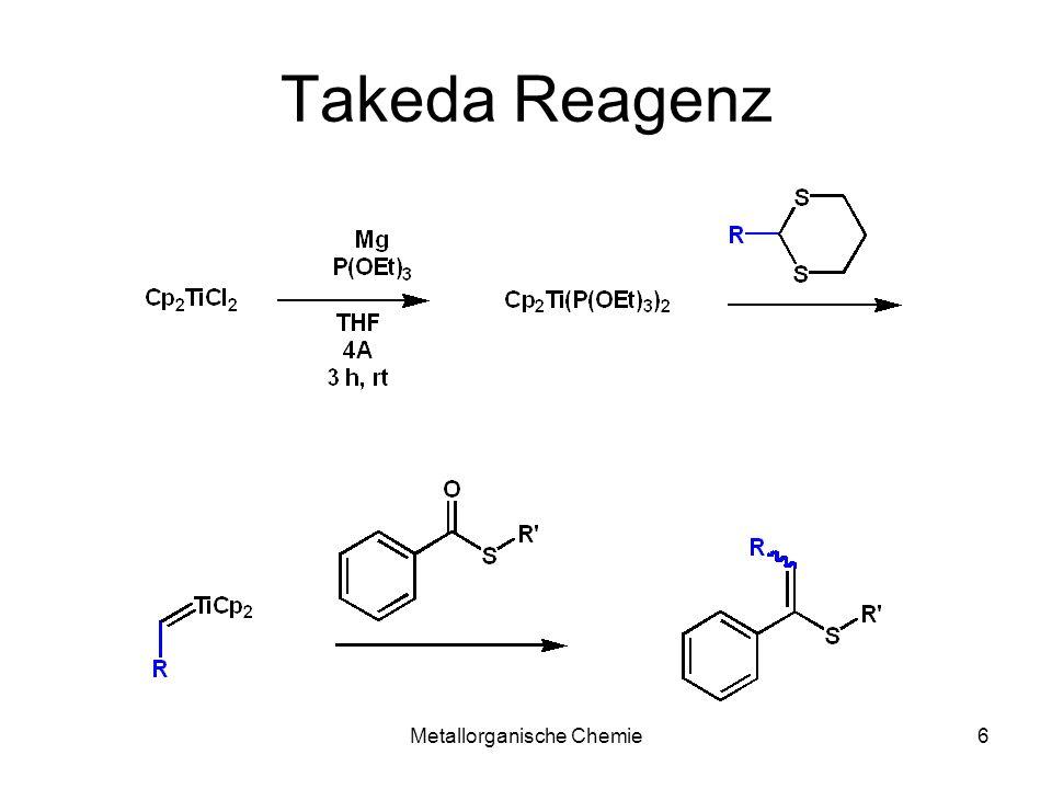 Metallorganische Chemie37 Schwartz chiral? Menthylinden = Cp*