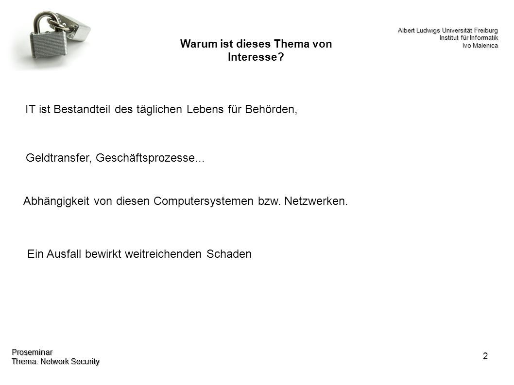 13 Proseminar Thema: Network Security Firewalls Bastion Host -Spezielle Hochsicherheitssysteme.