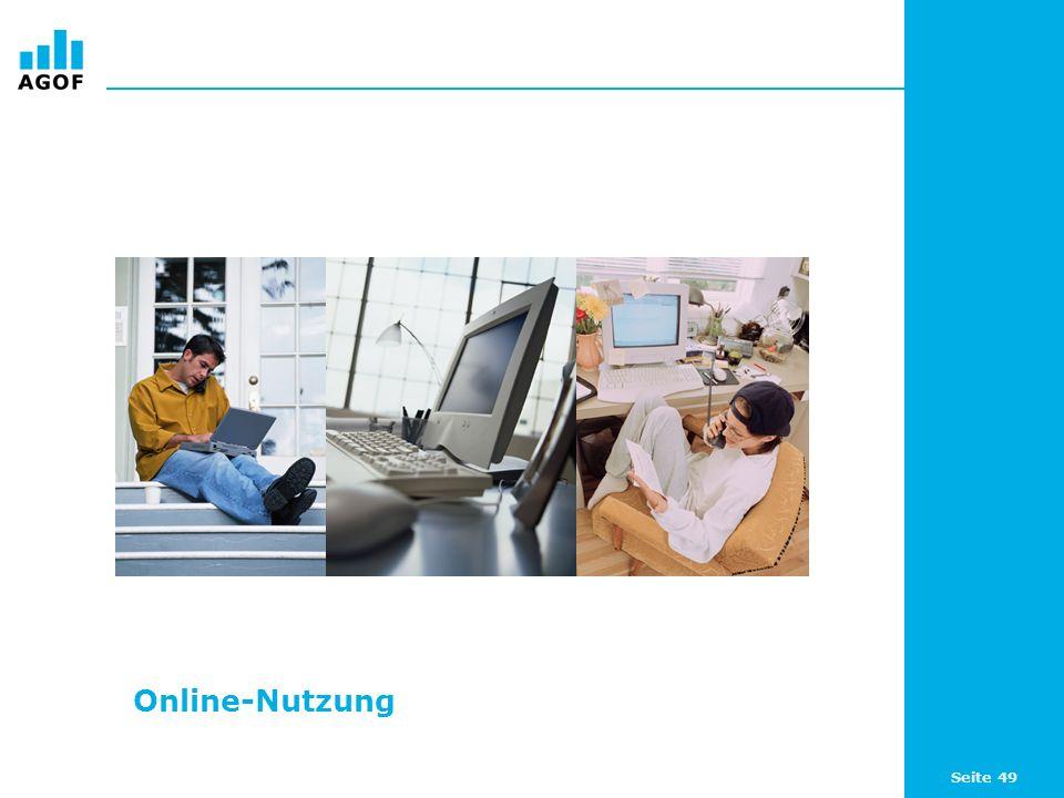 Seite 49 Online-Nutzung