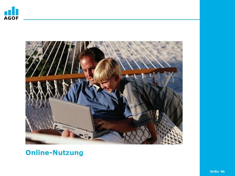 Seite 46 Online-Nutzung