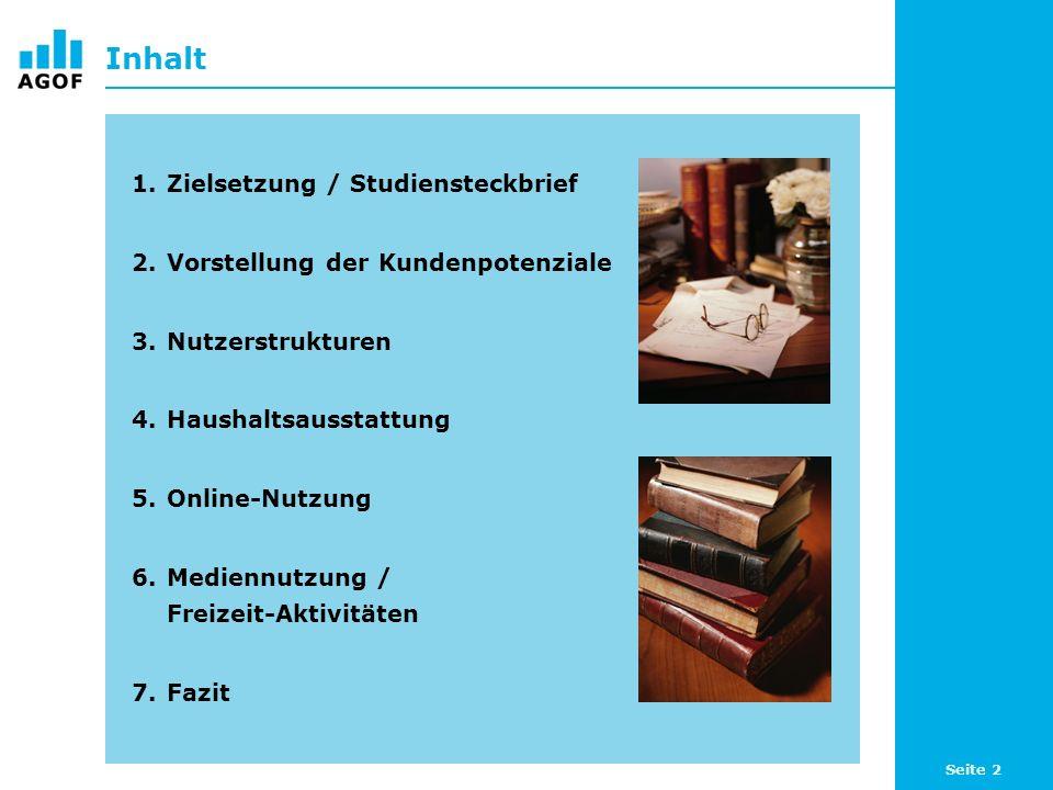 Seite 93 Statement: Statussymbole Basis: 101.652 Fälle (Internetnutzer letzte 3 Monate) 113.507 Fälle (deutschsprachige Wohnbevölkerung in Deutschland ab 14 Jahren) Angaben in Prozent / Quelle: AGOF e.V.