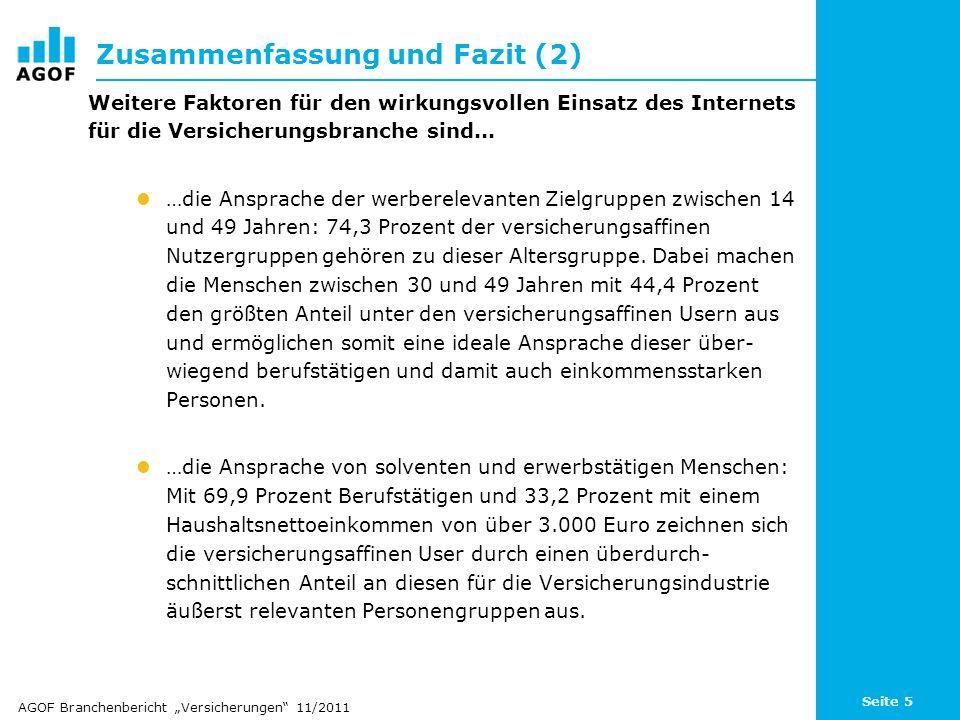 Seite 66 Themennutzung online: Jobbörsen Basis: 101.207 Fälle (Internetnutzer letzte 3 Monate) Angaben in Prozent / Quelle: AGOF e.V.