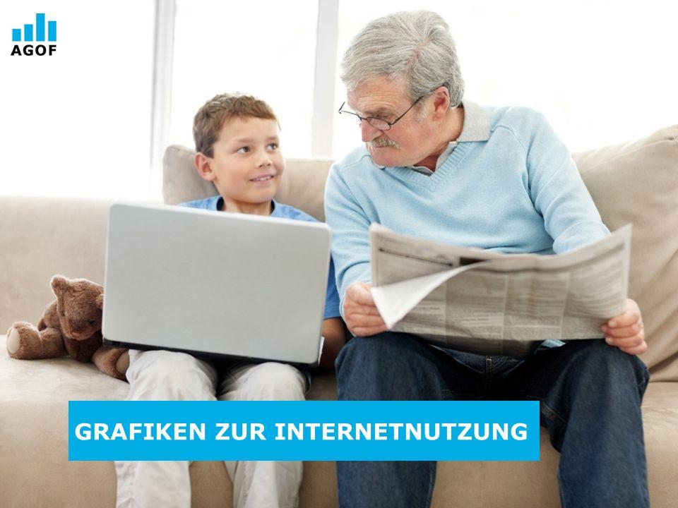 GRAFIKEN ZUR INTERNETNUTZUNG