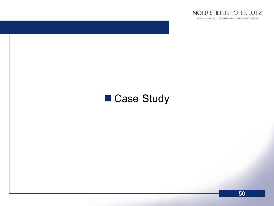 50 Case Study