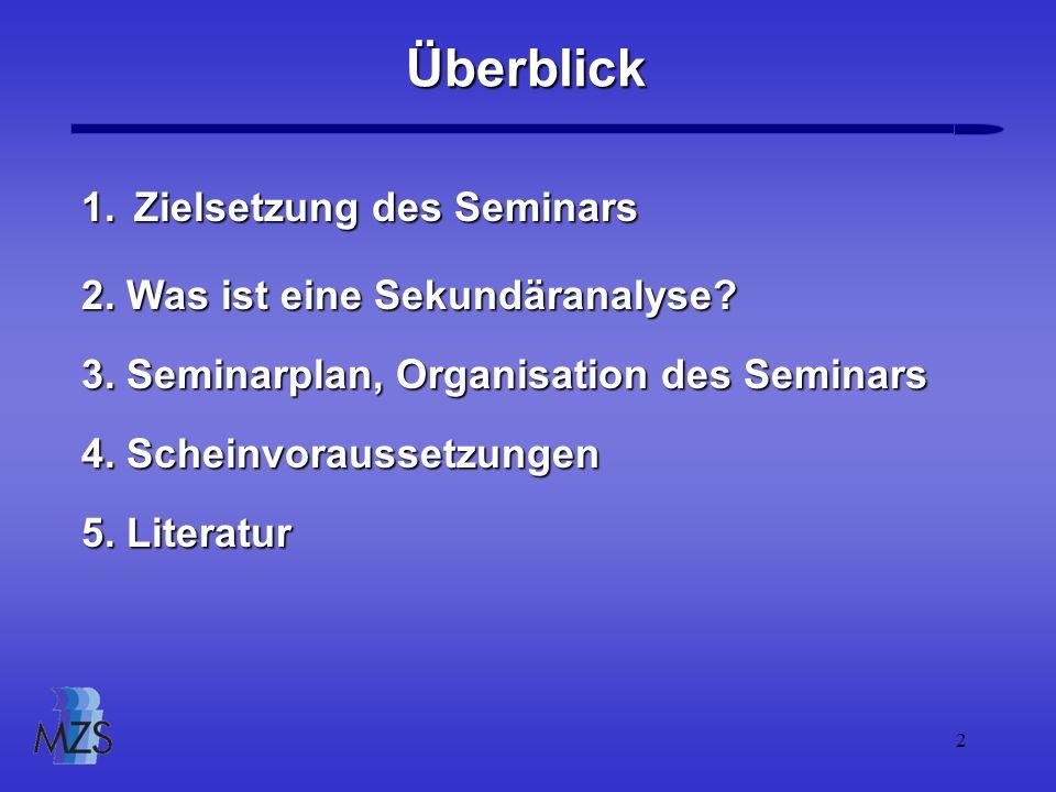 13 6.Literatur: Statistik Kühnel, S., Krebs, D. 2004: Statistik für die Sozialwissen- schaften.